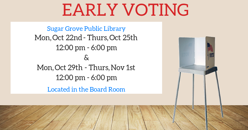 Early Voting Hours